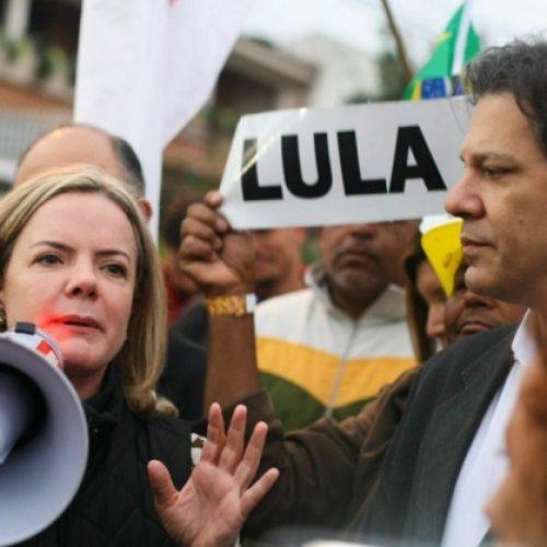 PT tem dia decisivo: Haddad visita Lula para definir estratégia após impugnação do ex-presidente