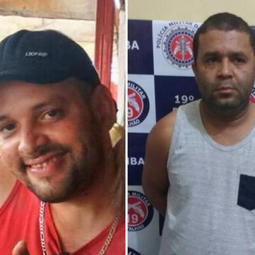 Jaguaquara: Motorista de van está preso em Jequié suspeito de ter matado homem a golpe de facão