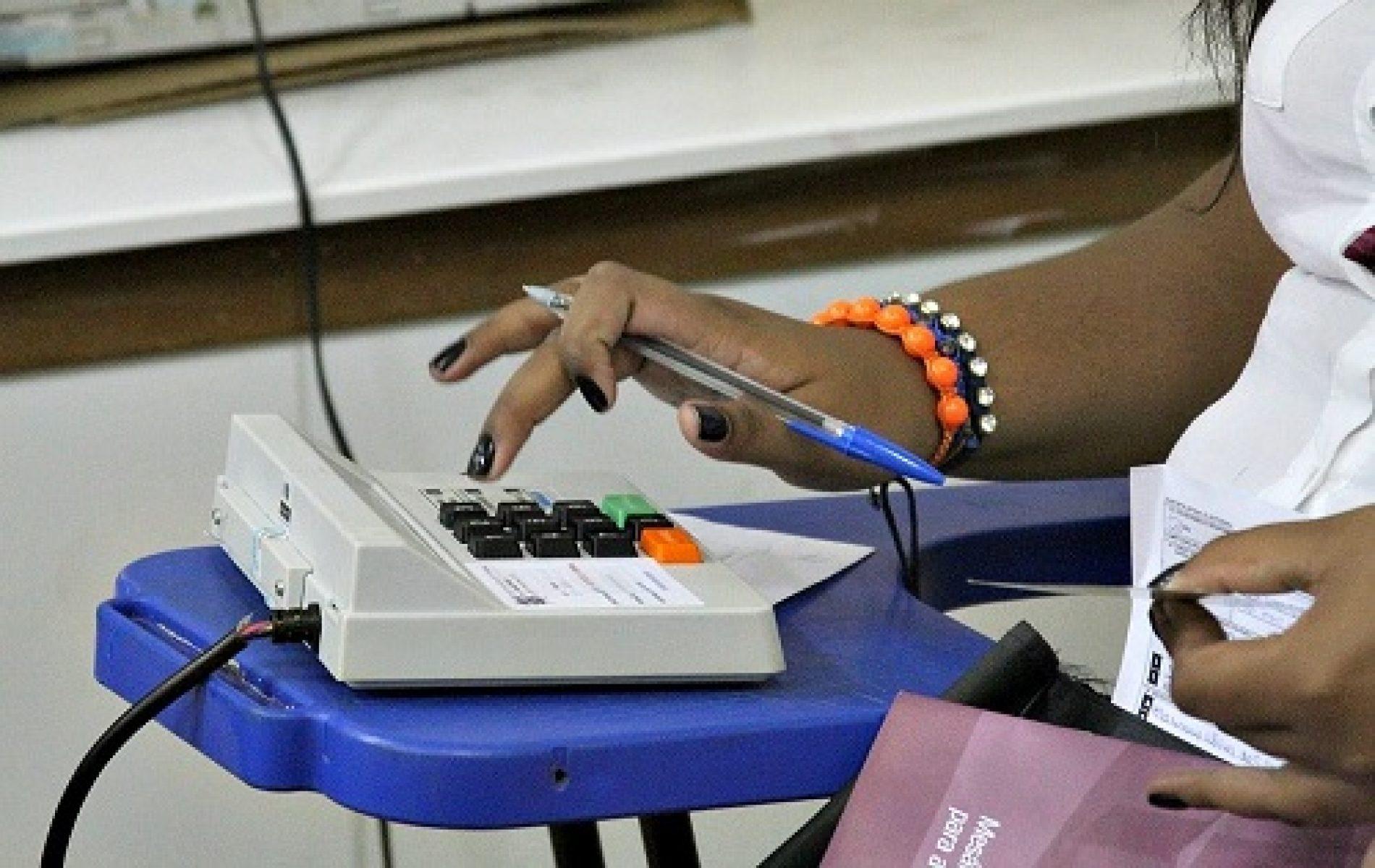 Mais de 126 mil mesários devem trabalhar no 1º turno das eleições na Bahia