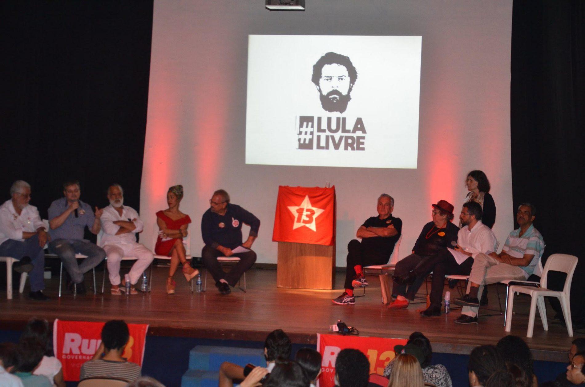Mateus Aleluia, Juca Ferreira, Manno Góes e personalidades da Cultura declaram apoio a Galo