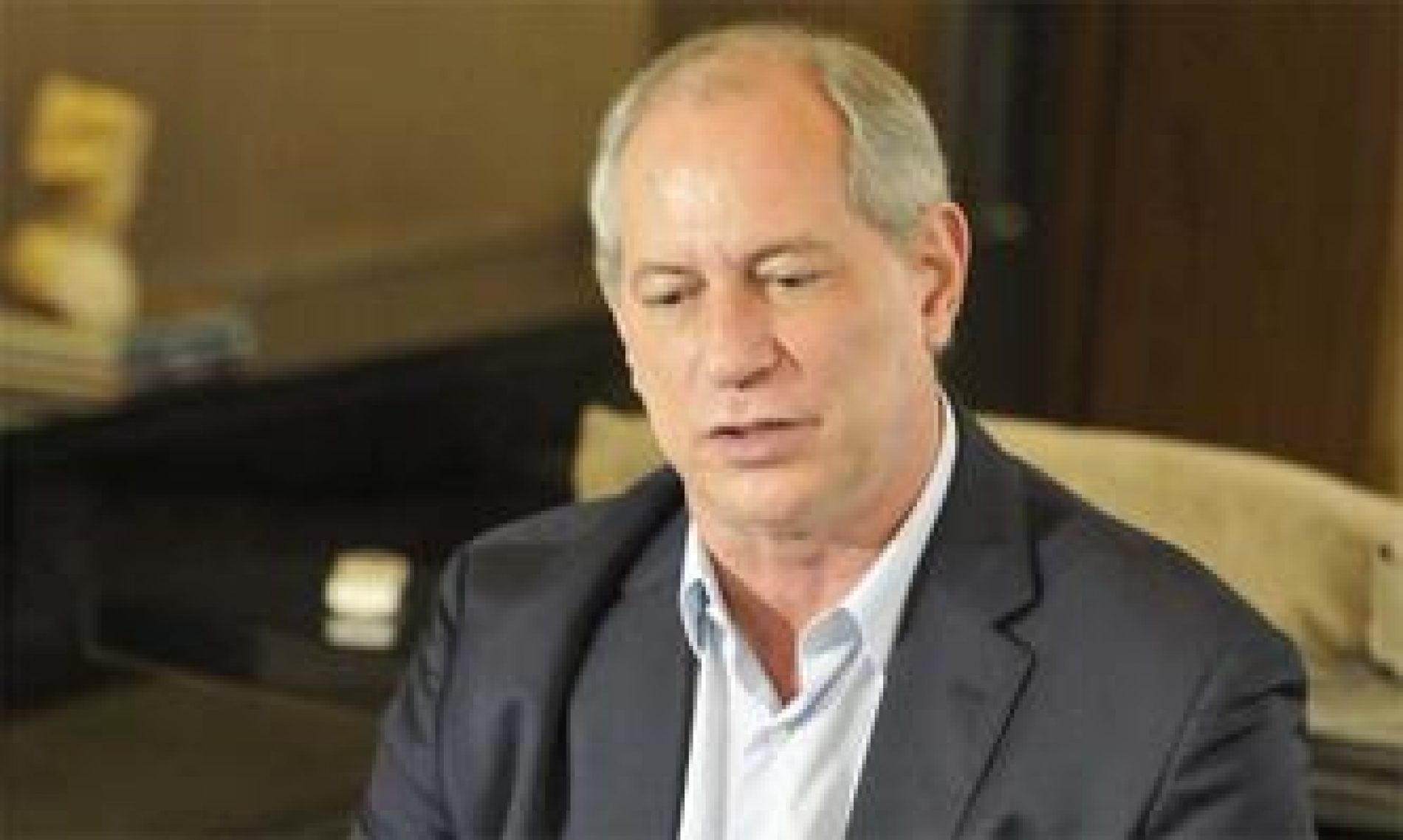 Ciro questiona viabilidade da candidatura de Fernando Haddad