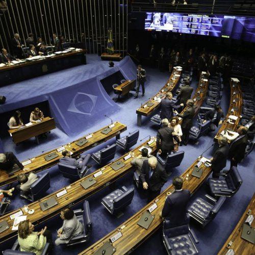 Senado aprova projetos consensuais em semana de esforço concentrado