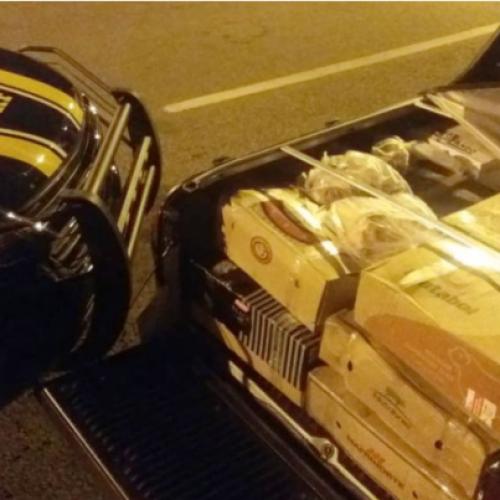 Mais de 400 kg de carne transportados irregularmente são apreendidos pela PRF em Jequié