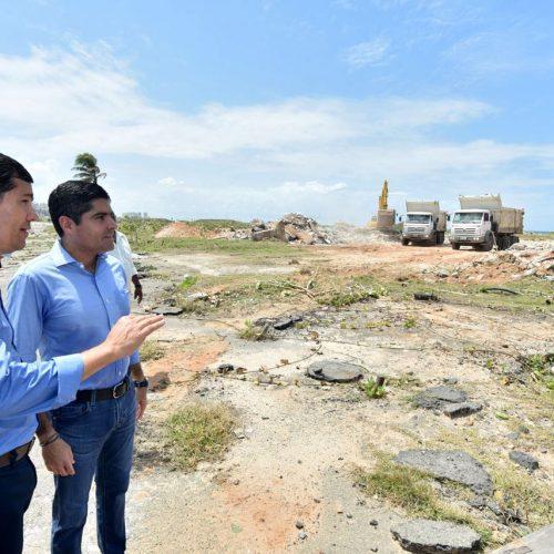Prefeitura inicia obras do novo Centro de Convenções de Salvador