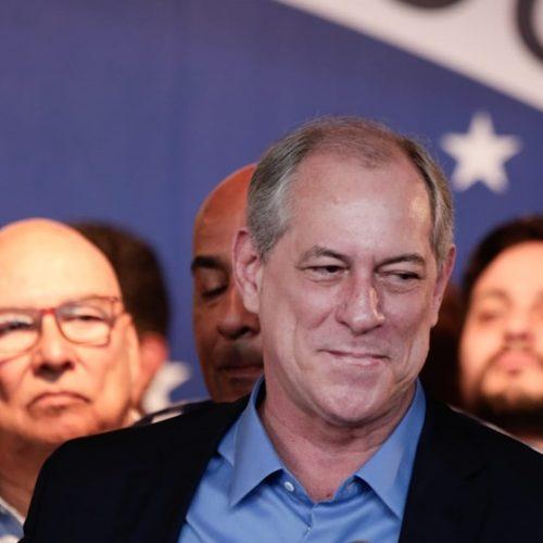 """Ciro chama Bolsonaro de """"nazista filho da puta"""". Assista ao vídeo"""