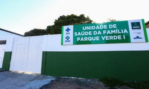 Camaçari: Prefeitura reinaugura USF do Parque Verde I nesta quinta-feira