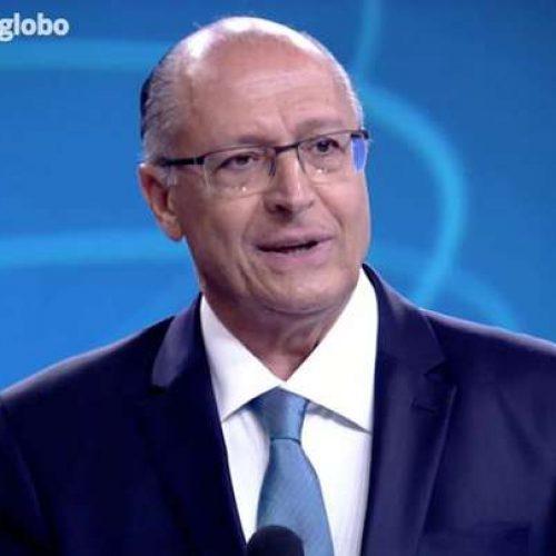 Alckmin diz que PT é responsável pela crise; Haddad e Boulos ligam PSDB a Temer