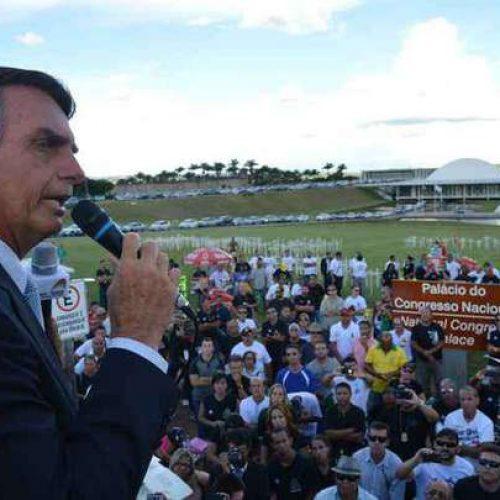 Após especulações sobre ministros, Bolsonaro diz que não indicará corruptos