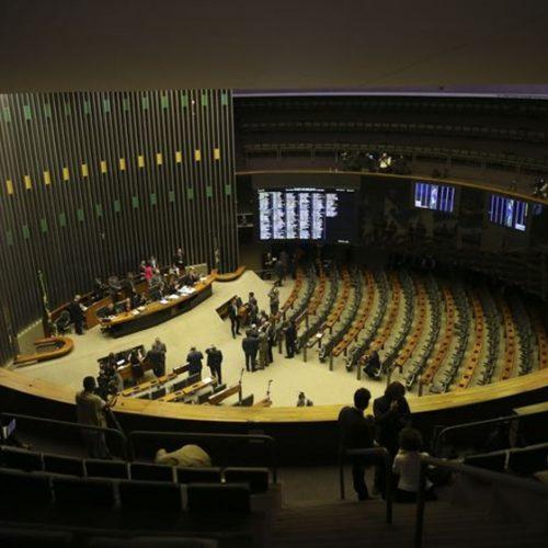 Bancada sindical encolhe na Câmara dos Deputados
