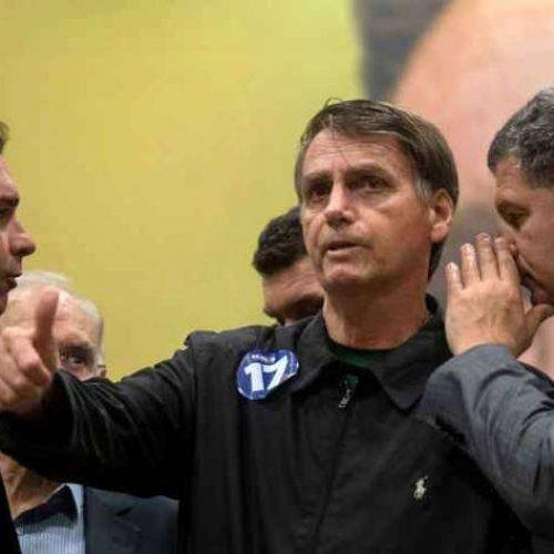 Bolsonaro diz que PSL não vai comandar a Câmara dos Deputados