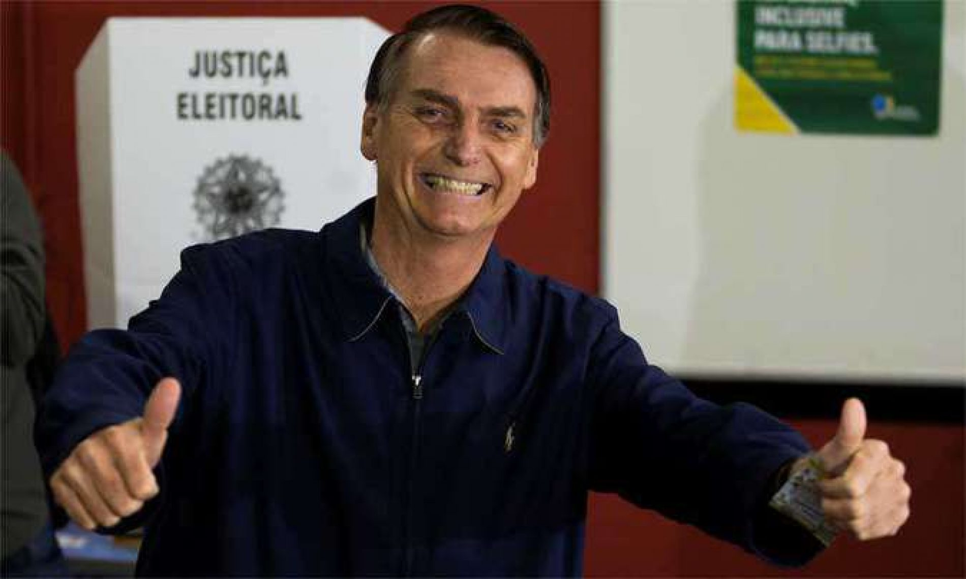 Nos estados com 2º turno, Bolsonaro tem amplo apoio contra Haddad