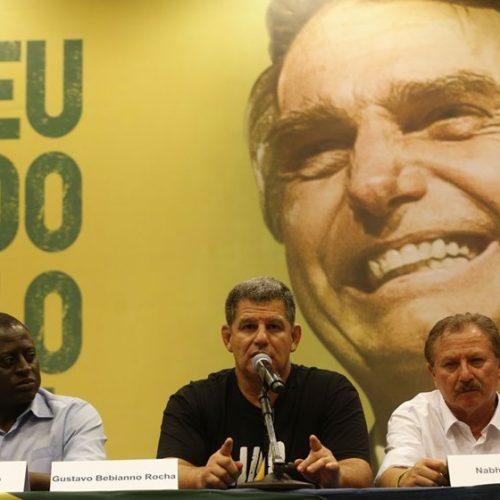 Bolsonaro quer Sérgio Moro no Supremo, diz presidente do PSL
