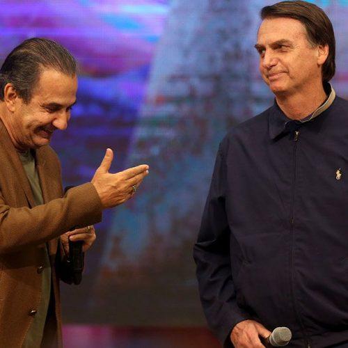 Bolsonaro: não sou o mais capacitado, mas Deus capacita os escolhidos