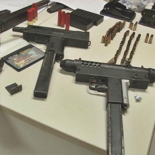 Dois morrem e um é preso após PM descobrir fábrica de armas em São Gonçalo dos Campos