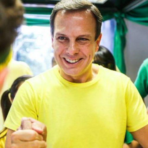 Doria é eleito, e mantem hegemonia tucana em SP