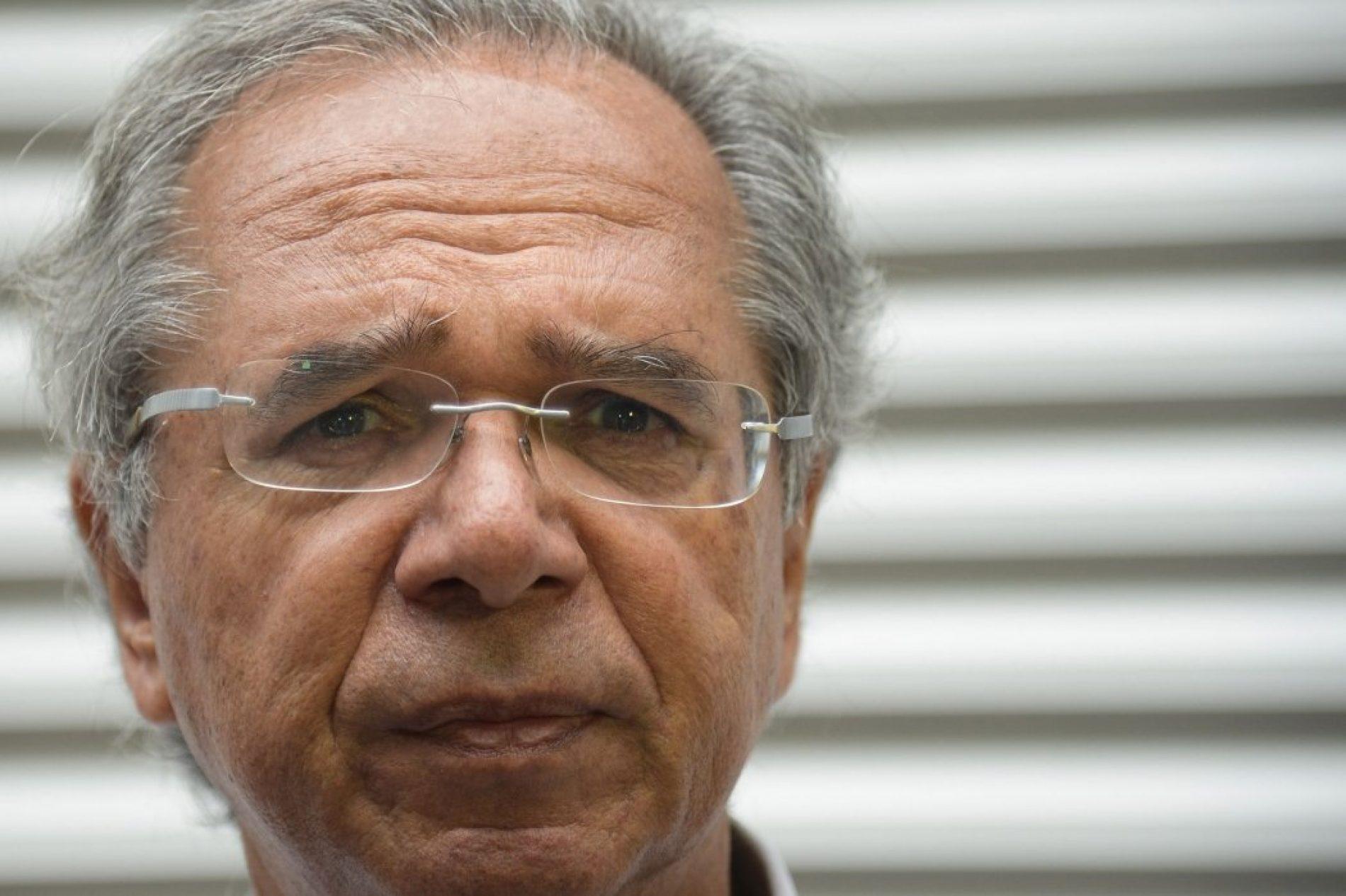 Guedes diz que está fora de questão renegociar dívida