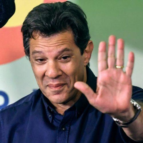 Haddad diz em Salvador que apoio de Ciro lhe dará '3 ou 4 pontos' até domingo