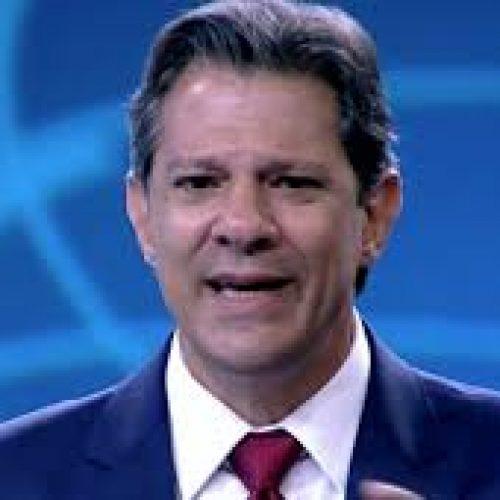 PT tira cor vermelha de campanha de Haddad