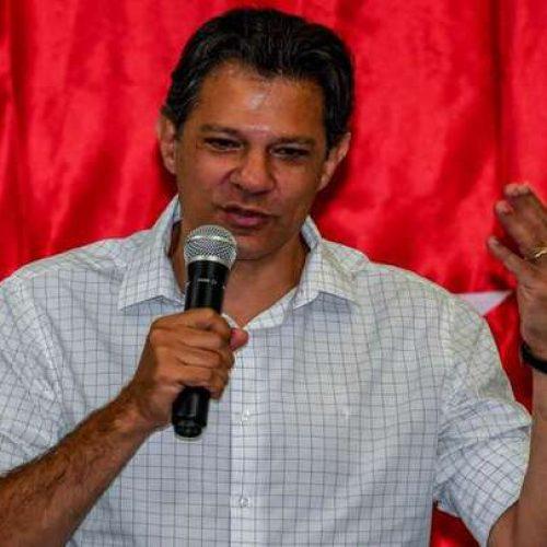 Jamais vou deixar de defender que Lula foi condenado sem provas, diz Haddad