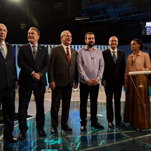 Melhores momentos do debate da Globo com os candidatos a presidente