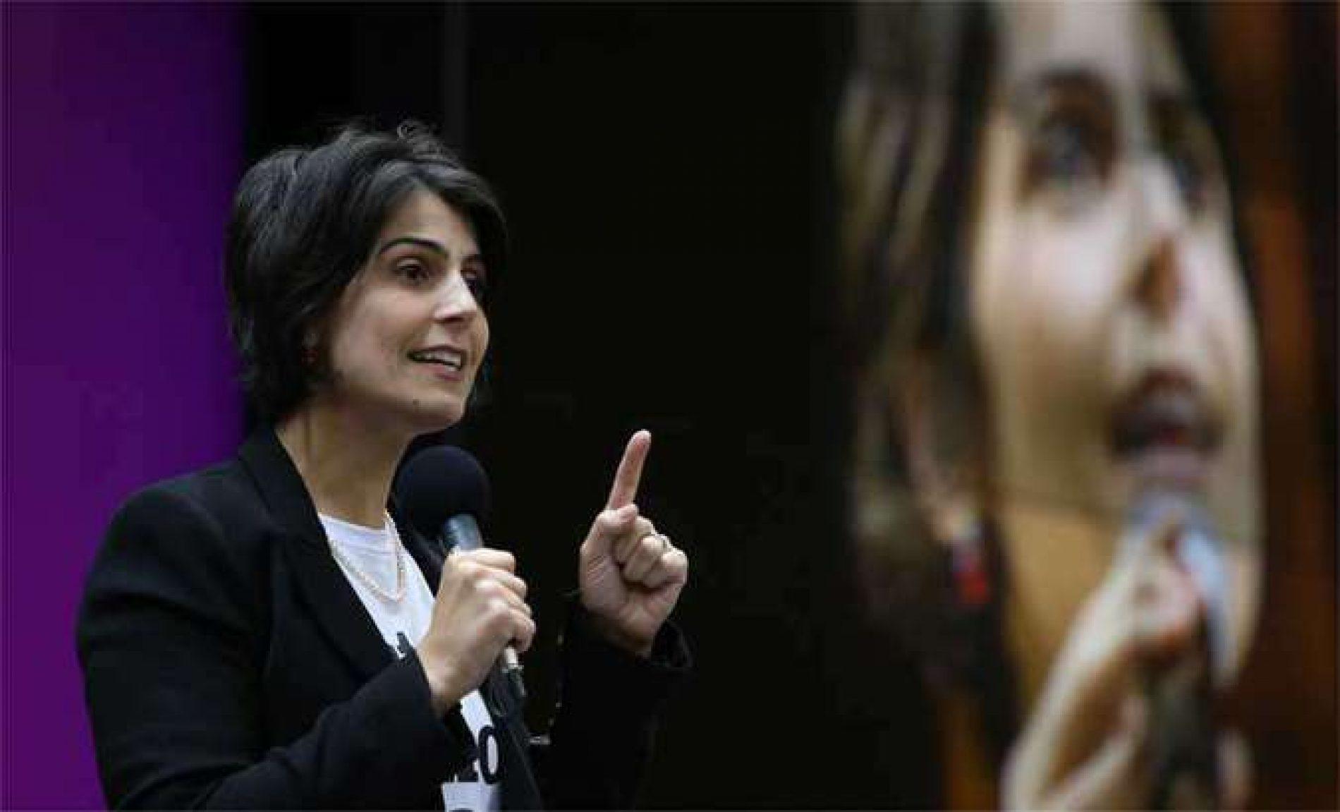 Ministro do TSE manda Facebook derrubar 33 fake news sobre Manuela do ar