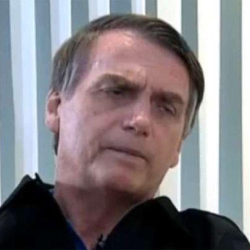 'Não tem conversa com o MST', diz Jair Bolsonaro
