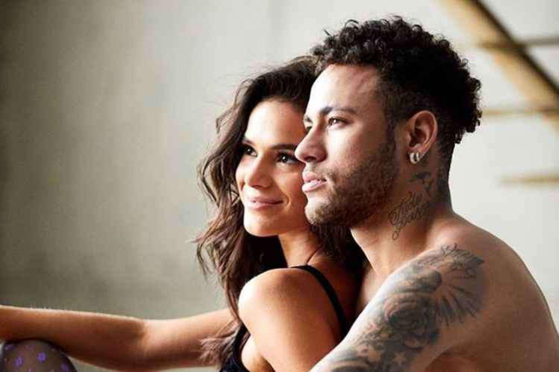 Neymar e Bruna Marquezine terminaram o namoro