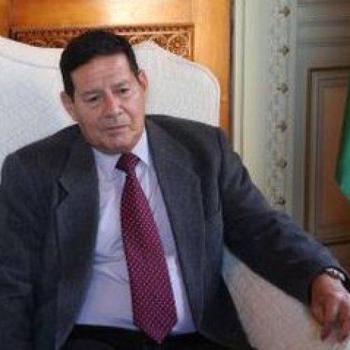 Reforma da Previdência deve ser prioridade, diz vice de Bolsonaro