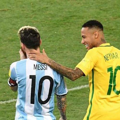 Seleções do Brasil e da Argentina jogam hoje na Arábia Saudita
