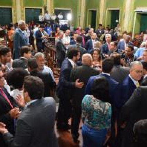 Salvador: Vereadores destacam perfil democrático do novo presidente