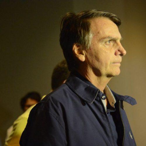 """Bolsonaro: """"Surge um novo momento, onde o estado servirá à população"""""""