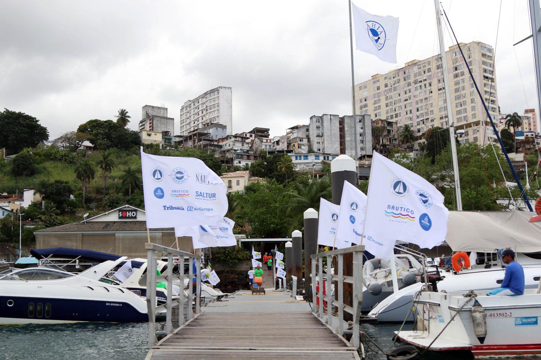 Salvador: 4° Festival Náutico reúne competições de vela, natação, windsurfe e SUP