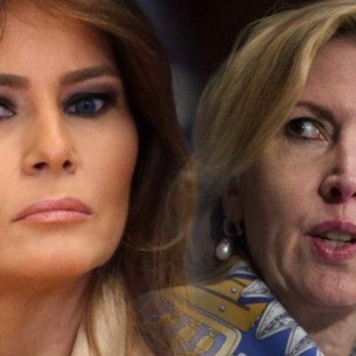 Após confronto com a primeira-dama, assessora de Trump é demitida