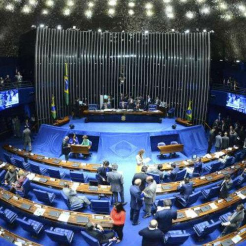 Senado congela porcentual de divisão do fundo de municípios até novo censo
