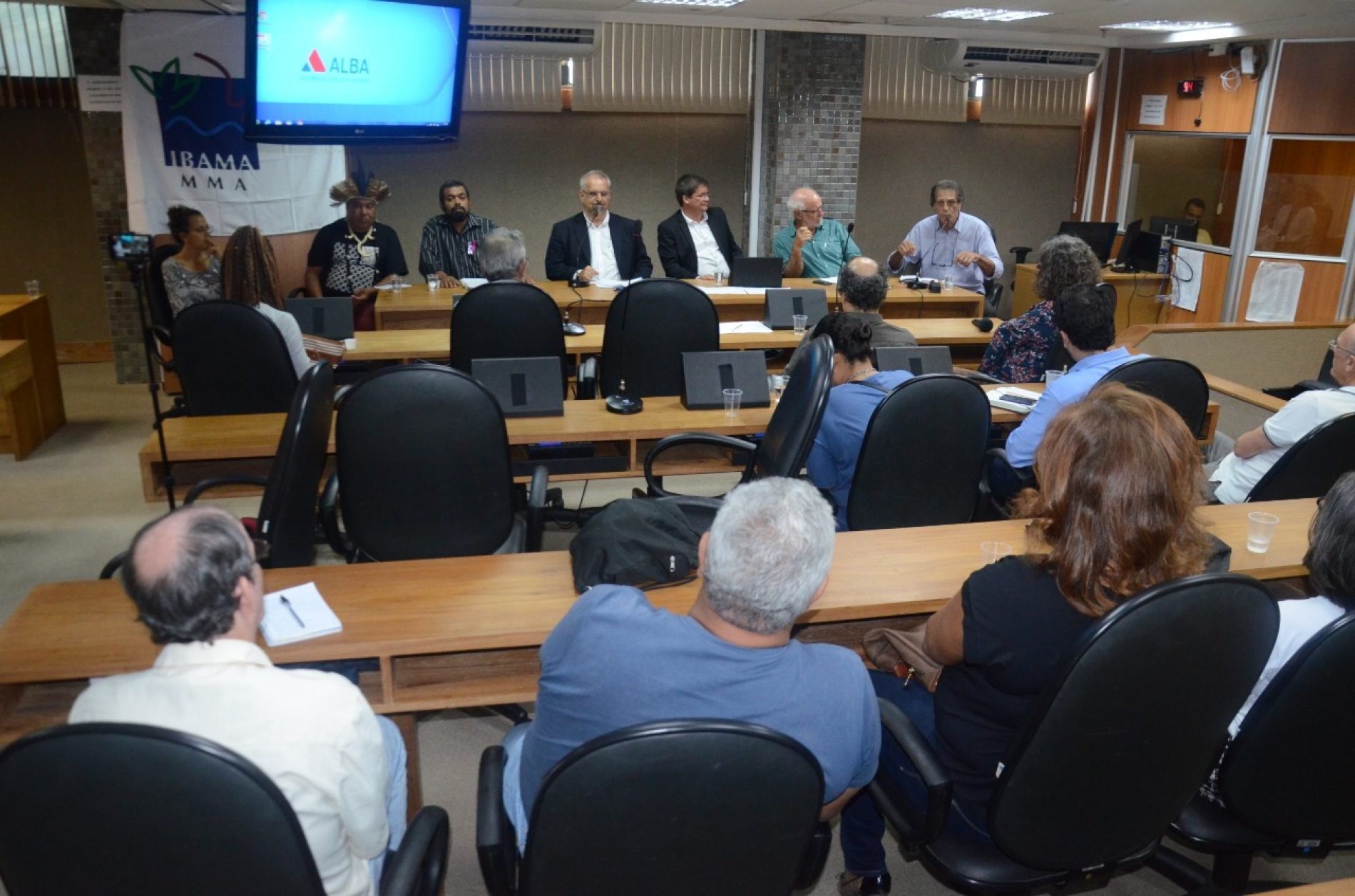 ALBA: Audiência Pública debate retrocessos a pauta ambiental com governo Bolsonaro
