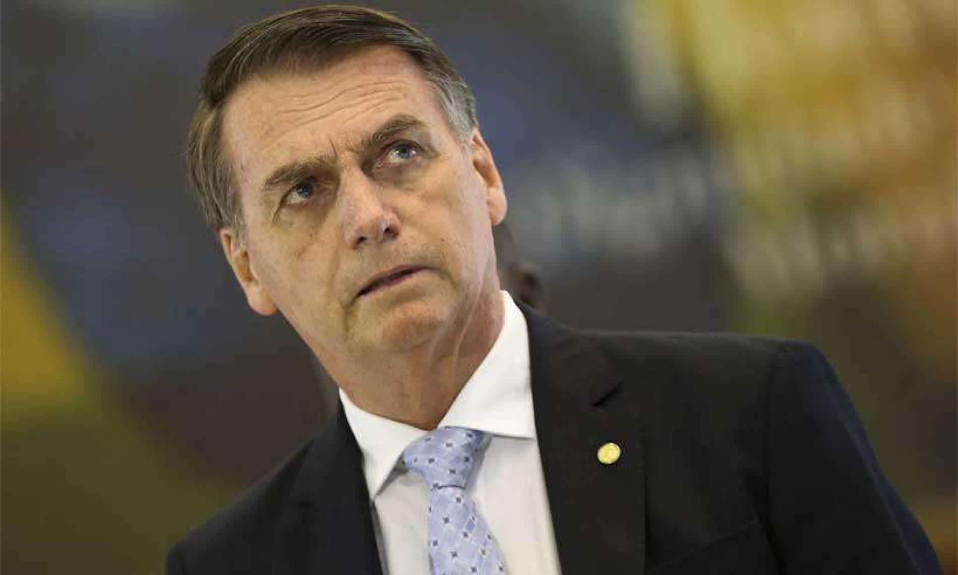 Bolsonaro, sobre Previdência: 'Não podemos salvar o Brasil matando idoso'