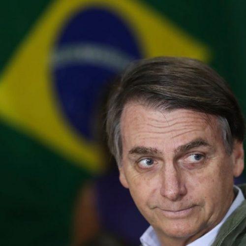 Bolsonaro nega influência na escolha de sucessor de Maia na Câmara