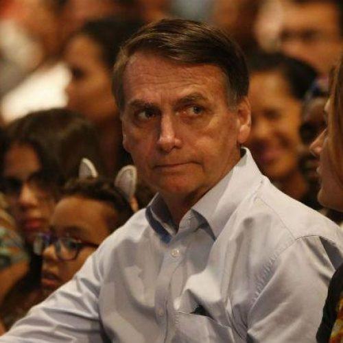 Bolsonaro se reúne com comitivas da China e da Itália