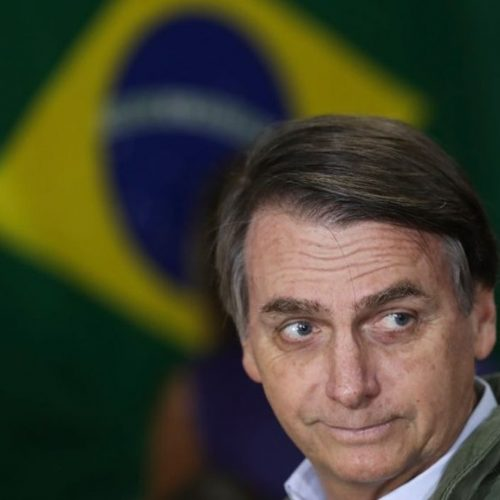 "Bolsonaro sobre Moro: ""Respeito às leis será nosso norte"""