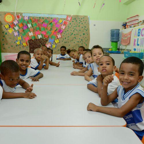 Salvador: Com vistas à universalização da pré-escola, Prefeitura garante 14,5 mil vagas