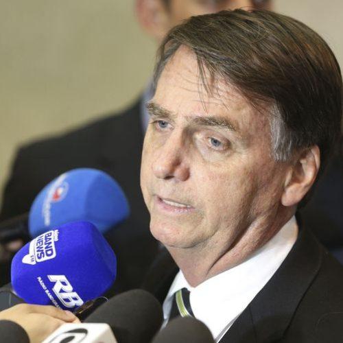 Presidentes da Câmara, Senado, TSE e TST vão receber Bolsonaro