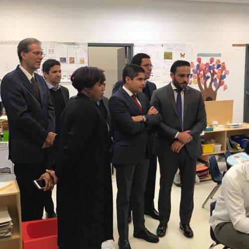 """ACM Neto: """"Missão nos EUA trará bons frutos para a Educação municipal"""""""