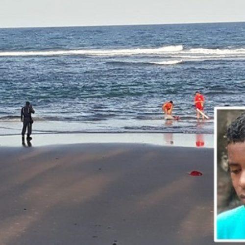 Jovem de 17 anos desaparece no mar da praia de Algodões, na Península de Maraú