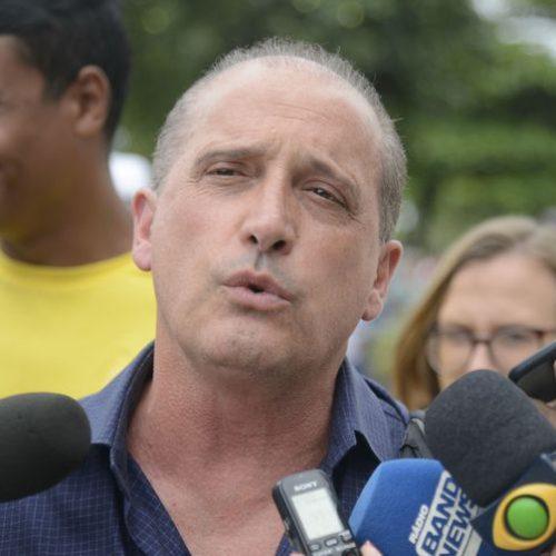 Deputados do PSL têm queixas sobre Ônyx e distância de Bolsonaro