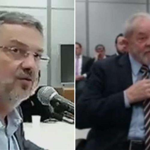 Palocci volta a acusar ex-presidente Lula
