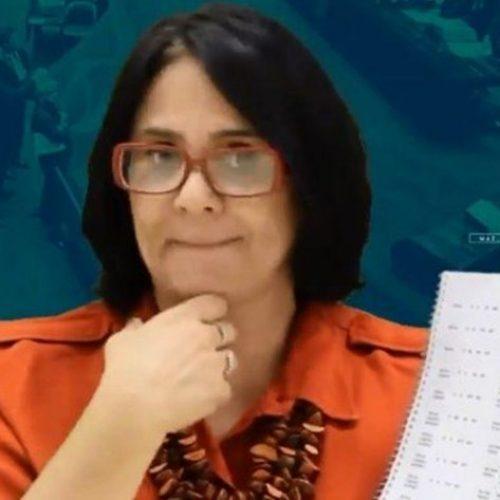 Pastora assessora de Magno Malta foi convidada para Direitos Humanos