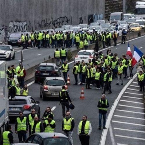 Protestos contra alta de imposto na França deixam 409 feridos