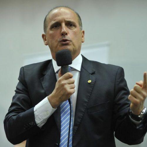 Reunião com governadores não é para discutir dívidas, diz Onyx