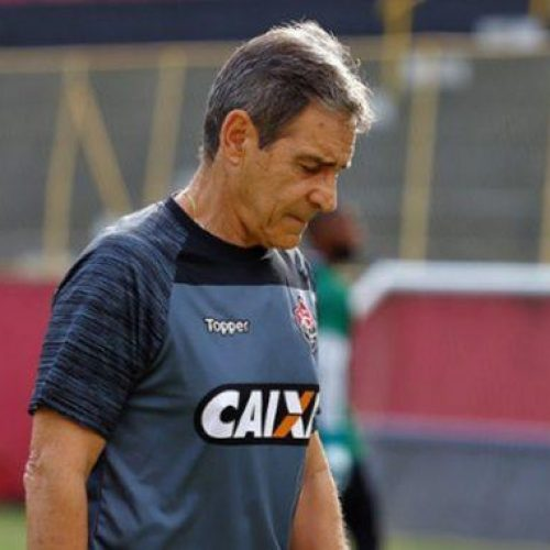 Vitória demite Paulo Cézar Carpegiani antes do BaVi