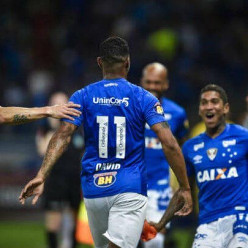 Vitória perde para o Cruzeiro